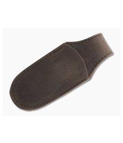 MKM Magnetic Leather Pocket Sheath PLSM01