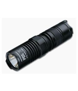 NiteCore P05 460 Lumen Compact Instant Strobe Self-defense Flashlight