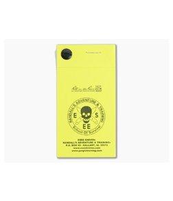 ESEE Pocket Navigation/Survival Card Set w/Notebook