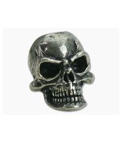 Schmuckatelli Protech Skull Bead Pewter