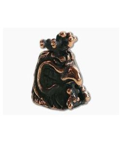 Lion Armory Mad Rooster Bead Copper