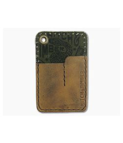 Hitch & Timber Rover EDC Utility Slip Crazy Horse Leather