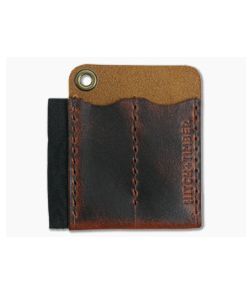 Hitch & Timber Runt 2.0 Autumn Harvest Leather EDC Slip & Pen Holder