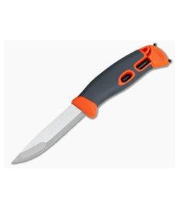 Light My Fire Mora FireKnife with Integral FireSteel Orange