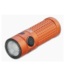 Olight S1R Baton II Orange Limited Rechargeable 1000 Lumen Flashlight Turbo