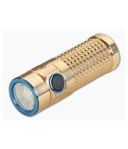 """Olight S1R II Baton Limited Titanium """"Summer"""" Rechargeable 1000 Lumen Flashlight"""