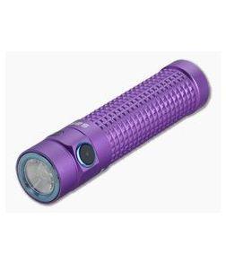 Olight S2R Baton II Purple Limited Edition Rechargeable 1150 Lumen LED Flashlight