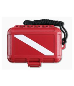 Audacious Concept S3 Storage Case for KT5 Red