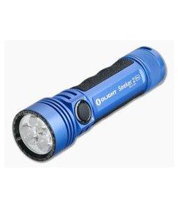 Olight Seeker 2 Pro Blue Magnetic Rechargeable CW LED Flashlight 3200 lumens