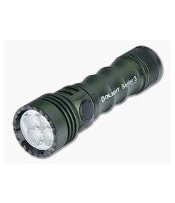 Olight Seeker 3 OD Green LTD Magnetic Rechargeable 3500 Lumen LED Flashlight