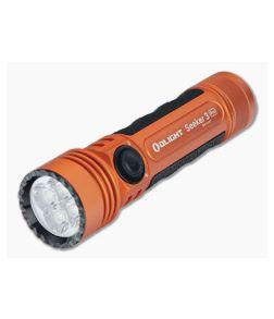 Olight Seeker 3 Pro Orange LTD Magnetic Rechargeable 4200 Lumen LED Flashlight