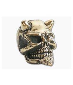 Lion Armory Sinner Bead Brass