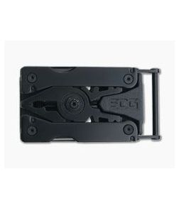 SOG Sync I Traveler Belt Buckle Multi-tool Black SN1002-CP