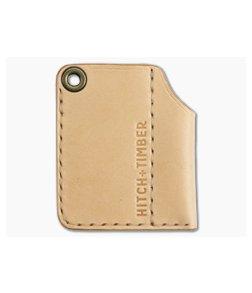 Hitch & Timber Stout Slip Natural Leather EDC Slip & Pen Holder