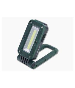 Olight Swivel COB Moss Green 400 Lumen USB Rechargeable Work Light