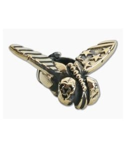 Lion Armory Toxic Fly Bead Brass