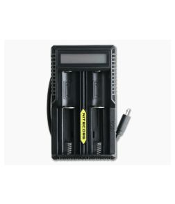 NiteCore UM20 USB Two Cell Li-ion Battery Charger
