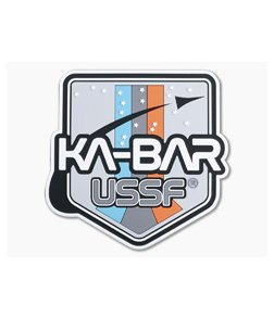 Kabar Knives USSF PVC Velcro Patch USSFPATCH1