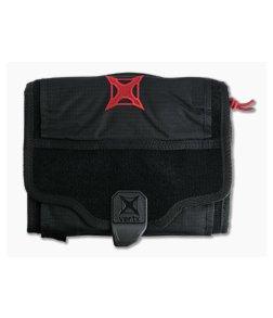 Vertx Tactigami Large Organizational Pouch Black VTX5145 BK