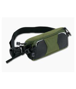 Vertx S.O.C.P. Sling EDC CCW Sling Bag Galaxy Black | Canopy Green VTX5225 GBK/CGN
