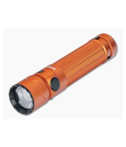 Olight Warrior Mini 2 Orange LTD Tactical Rechargeable 1750 Lumen Cool White LED Flashlight