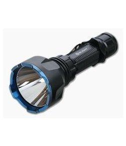 Olight Warrior X Turbo 1100 Lumen Tactical Tail Switch LED Flashlight