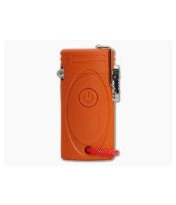Ultimate Survival Gear TekFire Pro Fuel-Free Lighter Orange