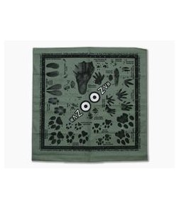 Wazoo Survival Tracking Bandana WSG007